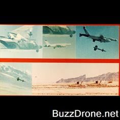 Part of our photo collage tribute to the UAV.