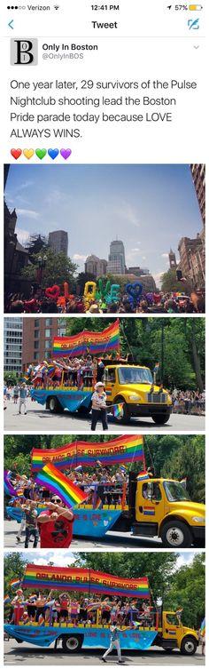 Pride, Pulse, LGBT