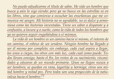 Demian / Bajo las ruedas, Herman Hesse. Edhasa, 2011 Hermann Hesse, Salvador, Minis, Art Quotes, Wisdom, Beauty, Texts, Hipster Stuff, Lonely