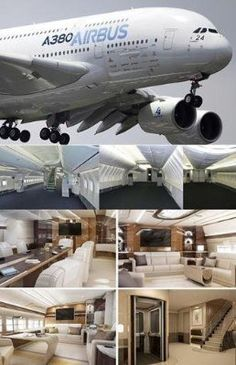 "FOR SALE SIX VVIP/Head of State Aircraft: Two (2) Brand New Boeing 747-800 Intercontinental's,Two (2) Brand New Airbus A380's and Two Airbus A340-500/600's! These are ""Green"" aircraft awaiting new owners and their newly designed interiors."