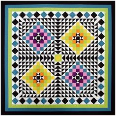 Sunday Stash #264 Pam Kitty Garden by Pam Kitty Morning | Red Pepper Quilts | Bloglovin'