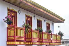 Fachada Colonial, Poland, Pergola, Mario, Villa, Outdoor Structures, Interior Design, Country, Planners