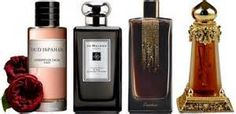 Oud Ispahan (Dior, 2012), Velvet Rose & Oud (Jo Malone, 2012), Rose ...