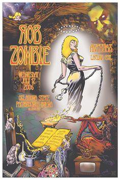 Rob Zombie  Living Dead Girl  Dragula