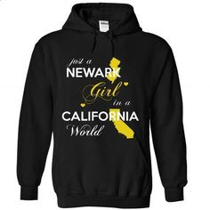 just a Newark New Jersey girl !!! - #shirt outfit #tshirt recycle. BUY NOW => https://www.sunfrog.com/States/just-a-Newark-New-Jersey-girl-3168-Black-Hoodie.html?68278