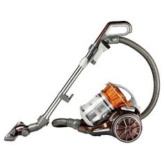 Bissell Hard Floor Expert Multi Cyclonic Bagless Canister