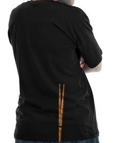 Camiseta Baqueta - costa
