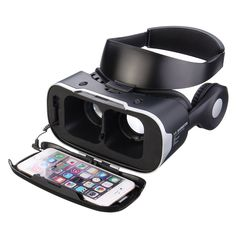 Amazon.com: VR Headset, Hizek 3D Virtual Reality Google Cardboard Upgraded Version Movies Games Helme with Earphone for iPhone 7/6sPlus/iPhone6Plus,Samsung Galaxy S7/Galaxy S7 Edge,HUAWEI,Xiaomi: Video Games