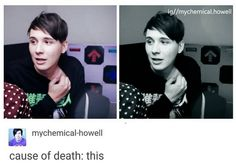 I'm done  Accidental model Howell