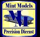 Mint Models Diecast. Precision Die Cast Car Models.  Corvette, Porsche, Ferrari, Mustang, Rolls Royce and Lamborghini models. The finest scale model cars and collectible automotive gifts.