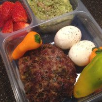 Paleo Adult Lunch Box