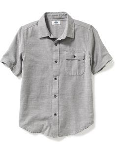 Dobby Shirt for Boys | Old Navy