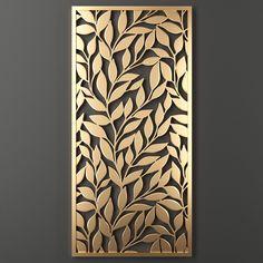 Living Room Partition Design, Room Partition Designs, Decorative Metal Screen, Decorative Panels, Gate Design, Door Design, Glass Wall Design, Metal Wall Decor, Metal Wall Art