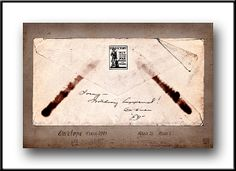 Envelope Circa 1943 | Flickr - Photo Sharing!  gr8plunder - Kathleen Amt