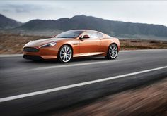 2012 Aston Martin Virage Free Wallpapers ~ Auto Cars