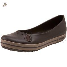 72f91de4254d02 crocs Women s Swiftwater Cross-Strap W Flat