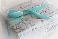 Mozart Concerto Gift Wrap
