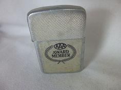 Park Lighter AAA Award Member Vintage Advertising