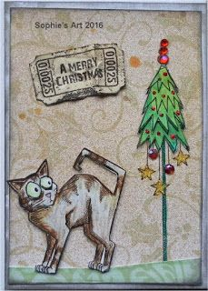 Sophie's Art: Merry Christmas...                                                                                                                                                                                 More