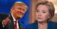 TRUMP DEMOLISHED HILLARY IN FORUM, POLLS SHOW Multiple polls show Trump performed better than Clinton