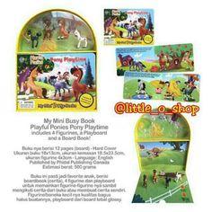 Saya menjual My Mini Busy Book Playful Pony Playtime seharga Rp140.000. Dapatkan produk ini hanya di Shopee! http://shopee.co.id/littleoshop/1512071 #ShopeeID