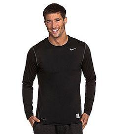 Nike Pro Combat Fitted Crewneck Shirt