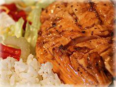 Sandra's Tried N' True Alaska King Salmon-Bake-Style Fillet Recipe...