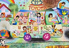 Toyota Dream Car Art Contest | Inside Dreams - 9th annual not until March 2014