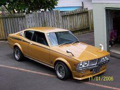 1973 Mitsubishi Colt Galant GTO