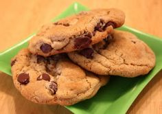 Gourmet Mom on-the-Go: High Altitude Chocolate Chip Cookies