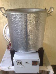 Como fazer panela automática para produção de cervejas | Homini lupulo