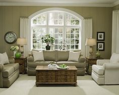 Kendall Khaki 2pc sofa & loveseat $970