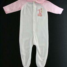Vintage infant / baby sleeper, 1970's.
