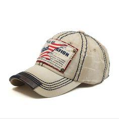 Distressed Mens Baseball Caps Maryland Flag Flat Hat for Men Fit Dad Hat for Women