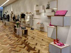 Stella McCartney SOHO boutique, New York store design