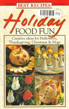 Grannie Pantries: Funny Holiday Food Fun