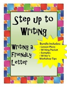 Assisting students with using the step up to writing method to write