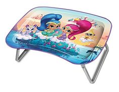 Multi-purpose food/activity tray featuring your child's favorite characters;Great for snacks/meals drawing/coloring/crafts schoolwork and much much more!;Easy to clean with foldable legs for quick...