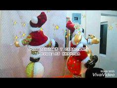 YouTube Made With Vivavideo, Youtube, Mason Jars, The Creation, Xmas, Bucaramanga, Manualidades, Papa Noel, Youtubers