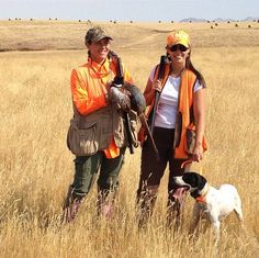#GirlHunter weekend pheasant hunting