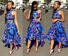 New latest ankara styles 2017 ankara fashion ankara dress ankara tops jumpsuits asoebi styles nigeria owambe tailor Ankara Short Gown Styles, Ankara Gowns, Short Dresses, African Attire, African Dress, African Clothes, African Style, African Wear, African Fabric