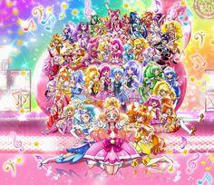 Morning Musume '15 interpretará la canción tema de la película Eiga Precure All Stars: Haru no Carnival.