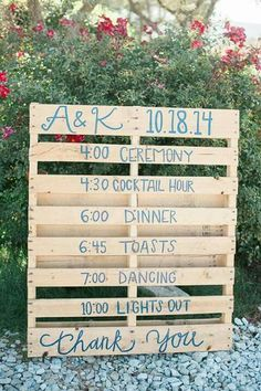 115 Inspirational Ideas for the Perfect Rustic Wedding - Pink Fortitude, LLC Modern Rustic Barn Wedding Inspiration Wedding Signs, Diy Wedding, Fall Wedding, Dream Wedding, Trendy Wedding, Wedding Reception, Cheap Wedding Ideas, Budget Wedding, Wedding Themes