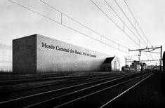 DEMAISPROJETOS- Barozzi Veiga Cantonal Museum of Fine Arts  Lausanne, Switzerland  2011 - 2016