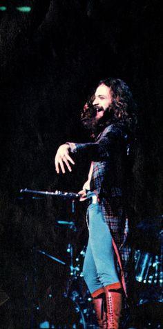 Ian Anderson - Jethro Tull. Enrich the soil, not everybody's goal