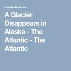 They went to Alaska for adventure. Then, they witnessed the glaciers melting. Glaciers Melting, Unintended Consequences, Kenai Fjords, Aerial Footage, Set You Free, Alaska, Ice, Smoke, Park