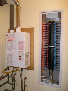 Install of a pex manifold with a rinnai tankless water for Pex pros and cons