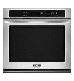 KitchenAid® 30-Inch Single Wall Oven, Architect® Series II US 1849,00