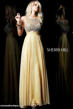 Sherri Hill Dresses 3872