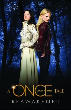 """Once Upon a Time is expanding its Kingdom into the realm of publications with a series of new books. The first title of the series of books is titled """"Reawakened"""". The narrative is told in alternating points of view: Emma Swan in the real world of Storybrooke, and snow white in Fairy Tale Land. It's the first novelization of the Series and it promises to give """"to the fans of the series a new look into your favorite characters and storylines."""""""